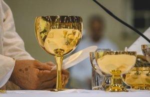 E se os protestantes estiverem certos sobre a Eucaristia?