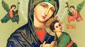 Ester e a Virgem Maria