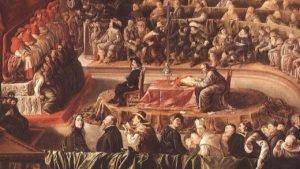 Inquisição ou Repressão protestante?