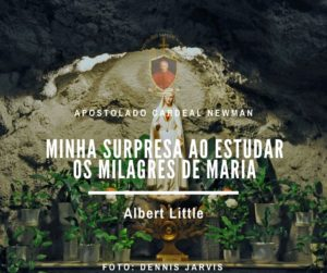 Minha surpresa ao estudar os milagres de Maria